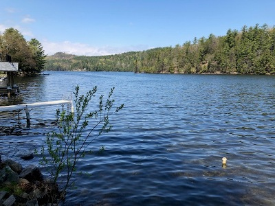 Affordable Lake Rights Vacation Home On Eagle Lake In Ticonderoga Ny